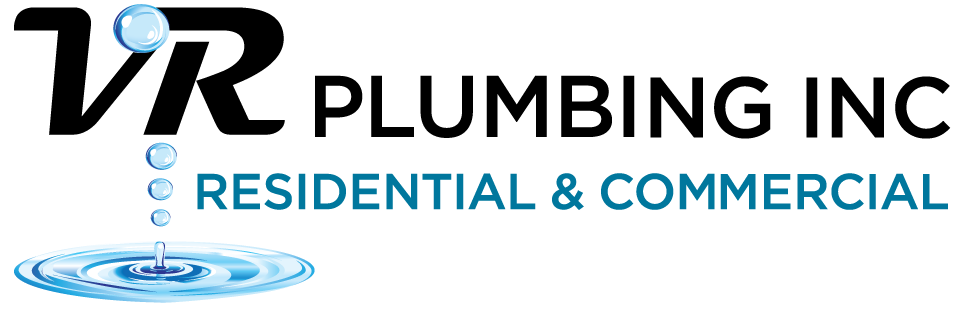 VR Plumbing Inc. Logo
